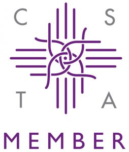 Craniosacral Therapist Association Member Badge